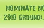 Nominate 2010 Groundlings