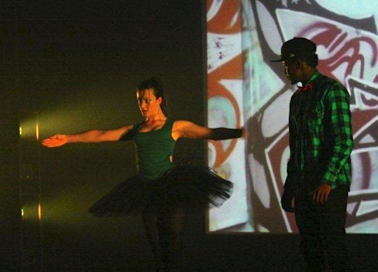 Post image for Review: Landscapes – Velocity Dance at Empire Theatre Studio