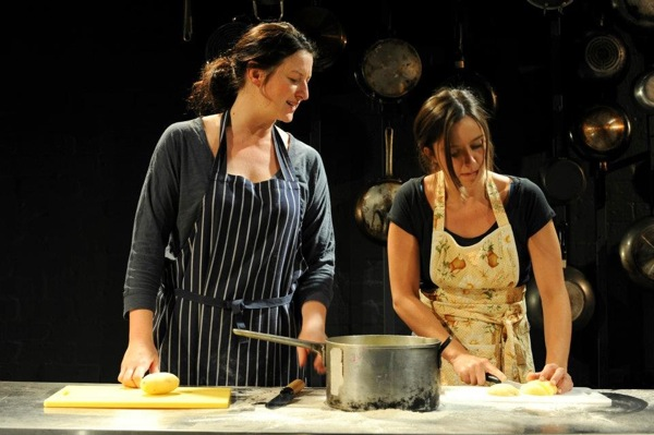 Review: Food – Force Majeure and Belvoir with La Boite Theatre Company at The Roundhouse