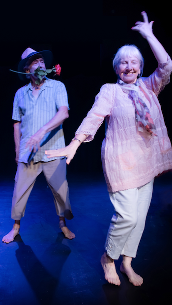 Post image for Review: A Tender Thing – Full Circle Theatre at Visy Theatre, Brisbane Powerhouse