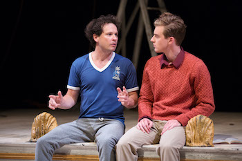 Aaron Davison and Benjamin Schostakowski - Photo by Dylan Evans