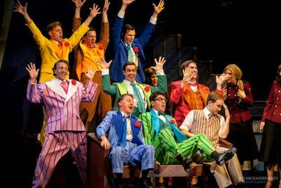 Review: Guys and Dolls – Harvest Rain Theatre Company at Concert Hall QPAC