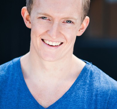 Zach Denman - Headshot